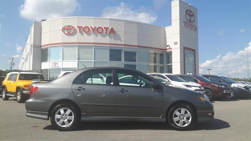 Toyota Corolla 2007 Sport #17698A