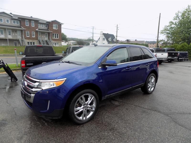 Ford EDGE 2013 Limited #AD3790