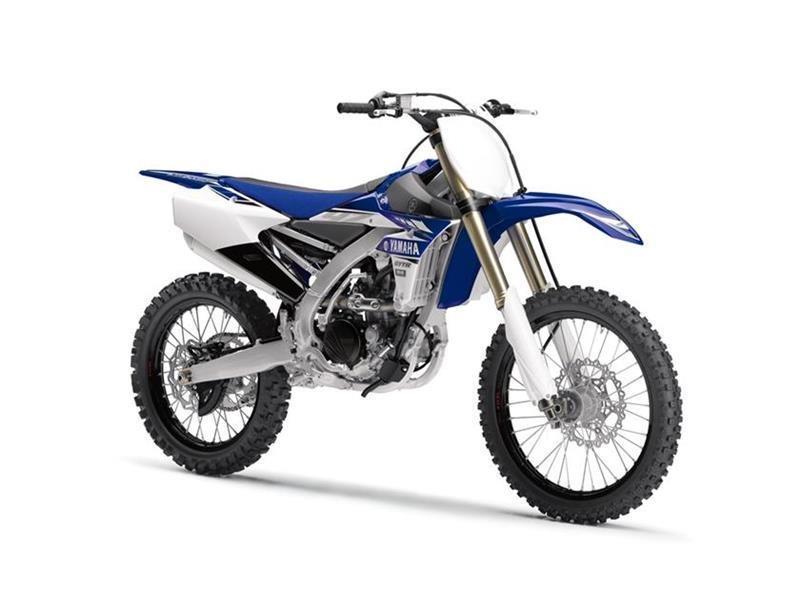 Yamaha Leftover YZ250F 2017