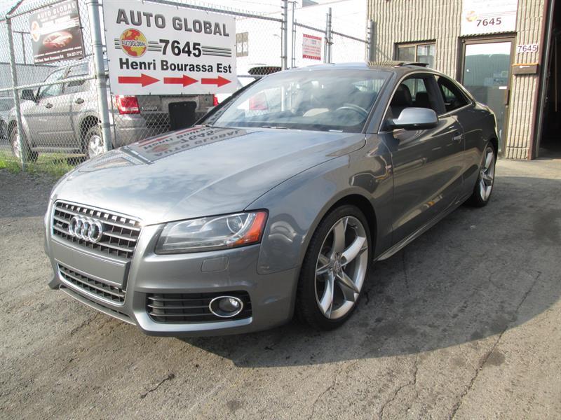 Audi A5 2012 2dr Cpe Man 2.0L Premium,QUATTRO #17-787