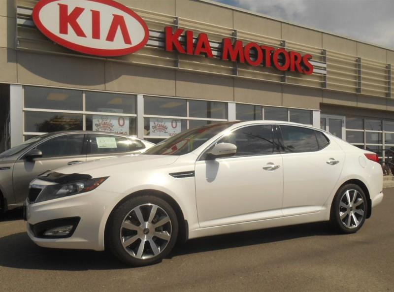 2012 Kia Optima EX Luxury #17197A
