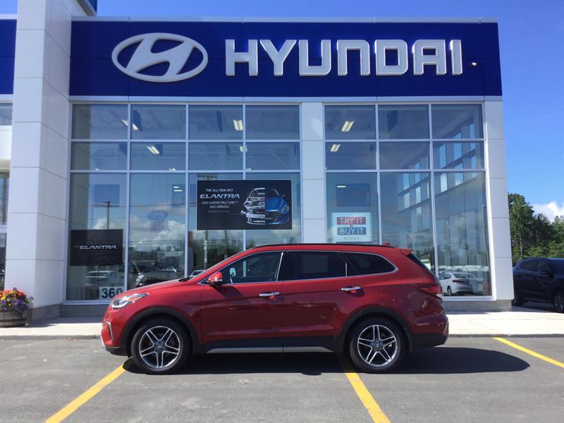 2017 Hyundai Santa Fe Xl AWD 4dr #FE7112