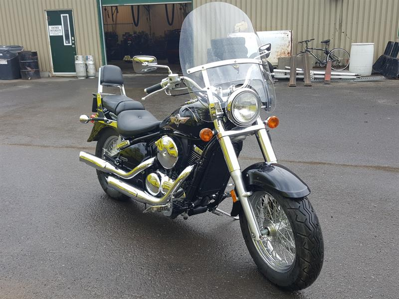 Kawasaki Vulcan 800 Classic 2006