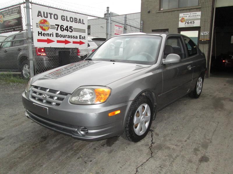 Hyundai Accent 2003 3dr HB Cpe GSi,1.6 LITRES,AUTO #17=9989