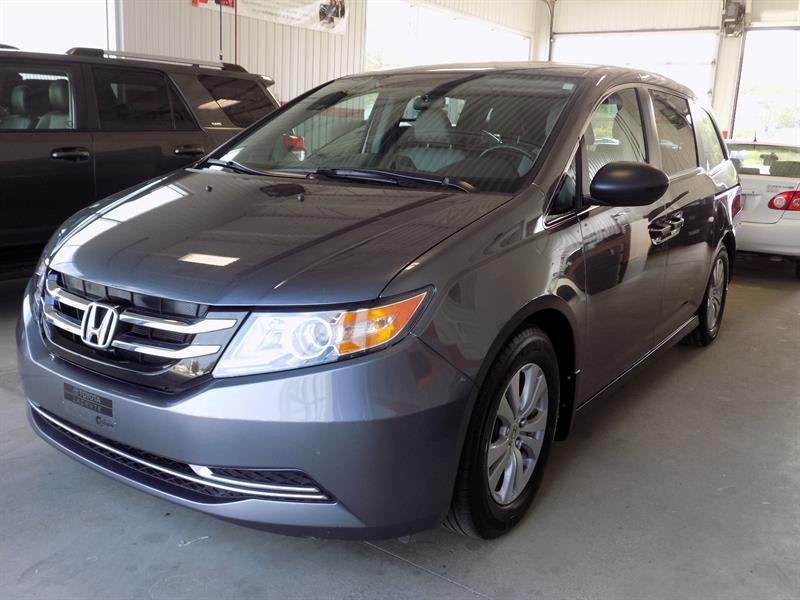 Honda Odyssey 2015  SE 8 PASSAGERS GARANTIE 2021 !!! #U-715