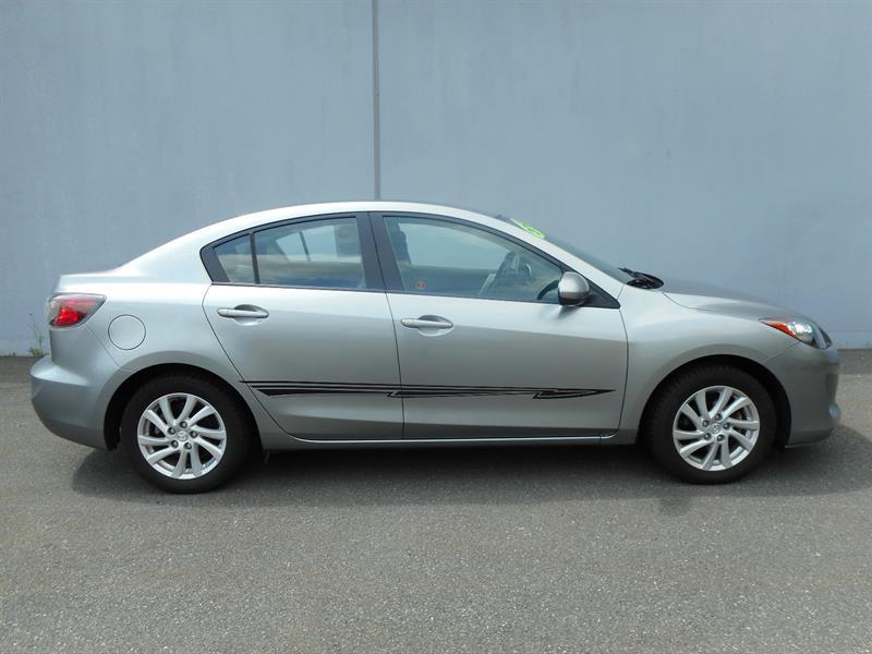 2012 Mazda MAZDA3 4dr Sdn GS-SKY #8194A