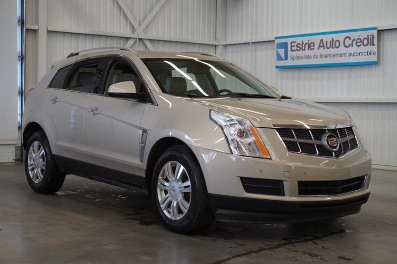 Cadillac SRX 2012 4 AWD (cuir-toit-caméra) #H6074A