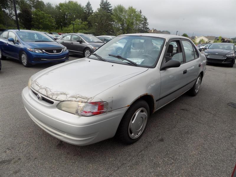 Toyota Corolla 1999 VE #PAT1822