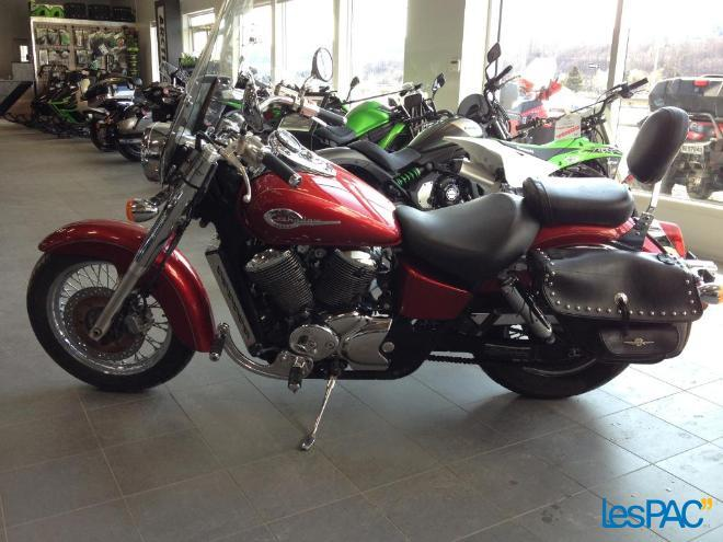 honda vt750 shadow 750 american classic 2003 occasion vendre chateau richer chez as moto. Black Bedroom Furniture Sets. Home Design Ideas