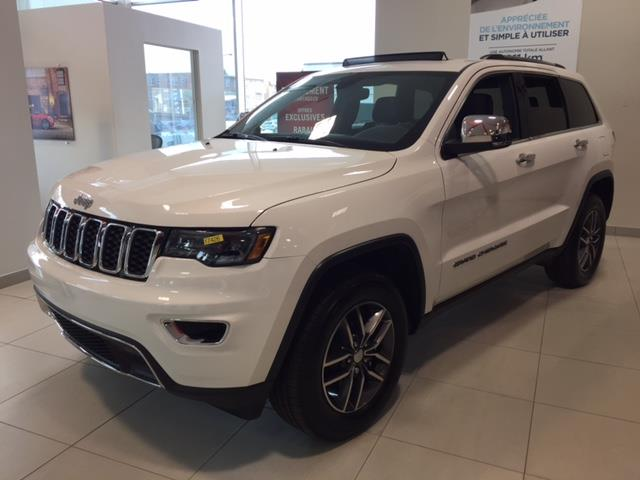 Jeep Grand Cherokee 2017 4WD Limited 75th Anniversary *Ltd Avail* #Z17426