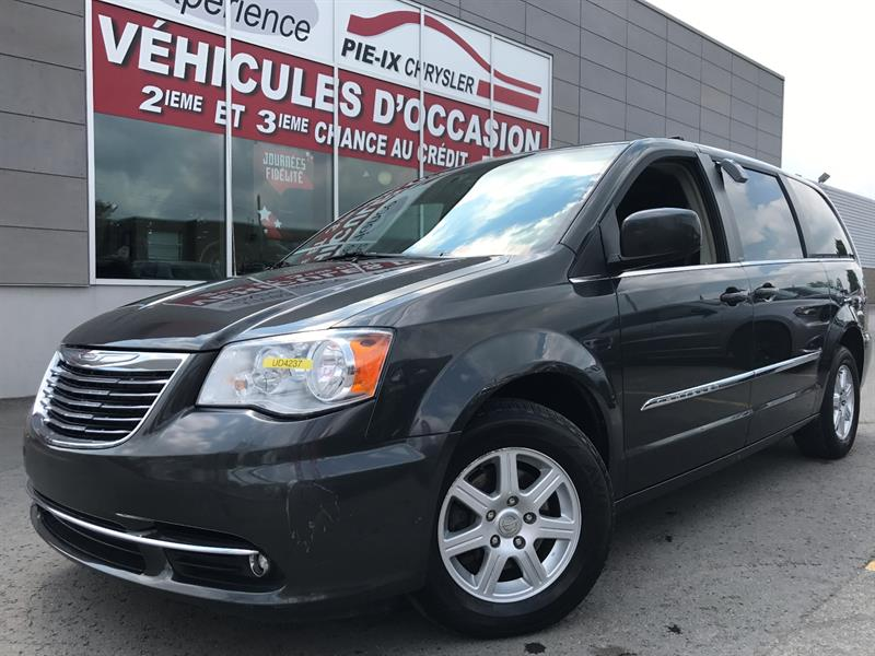 Chrysler Town - Country 2011 4dr Wgn Touring+MAGS+NAV+GR.ELC+DVD+A/C+WOW! #ud4237