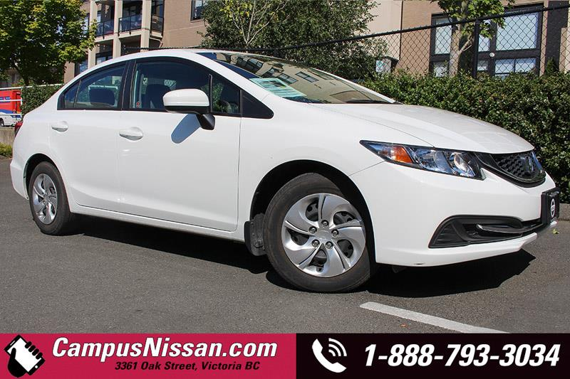 2015 Honda Civic Sedan LX Manual #A7052