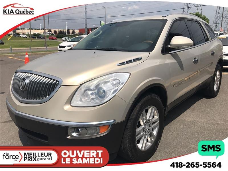 Buick Enclave 2008 CX *7 PLACES* *VENTE FLASH, DISPONIBLE 2 SEMAINES #K180038A