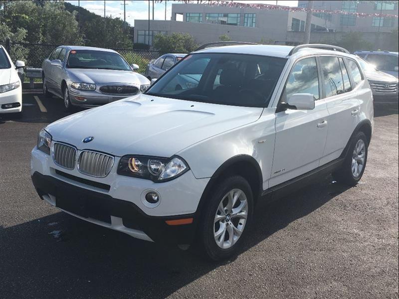 2009 BMW X3 30i #17-1301A