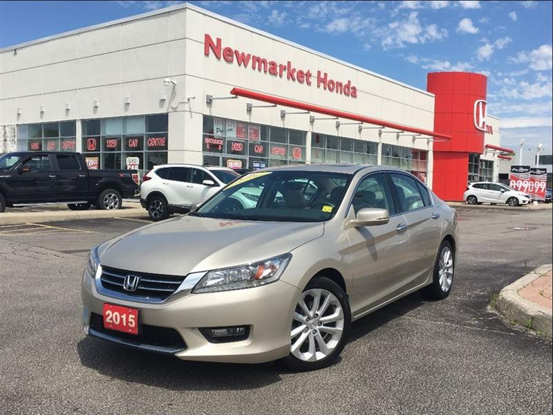 2015 Honda Accord Sedan Touring #17-1331A