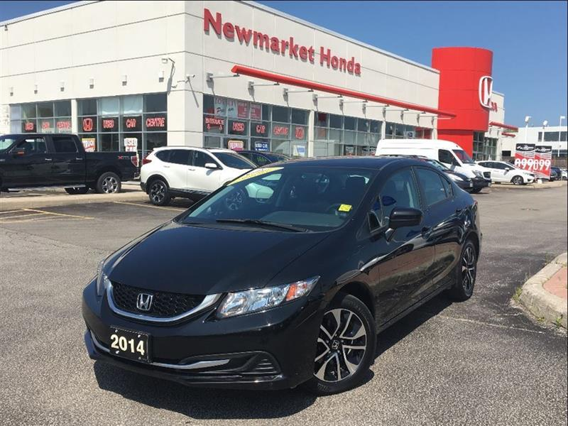 2014 Honda Civic Sedan EX #17-1321A