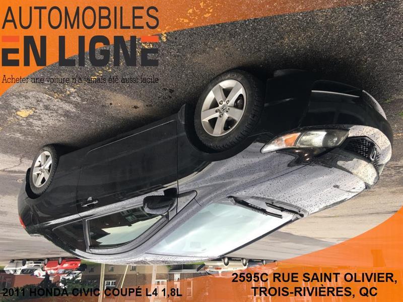 Honda Civic Coupe 2011 SE #11100225