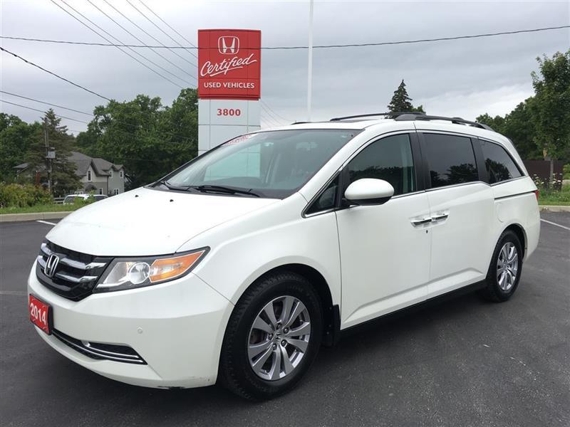 2014 Honda Odyssey EX-L NAVI #21180A