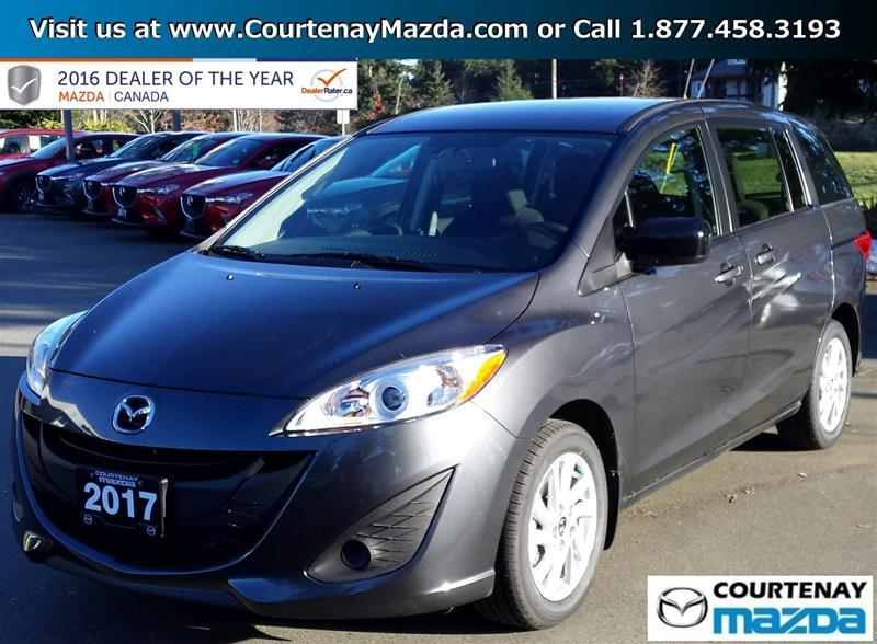 2017 Mazda 5 Mazda5 GS at #17MZ54273