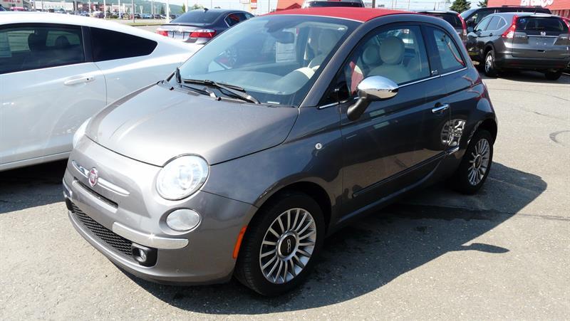 Fiat 500 2012 2dr Conv #K4898B