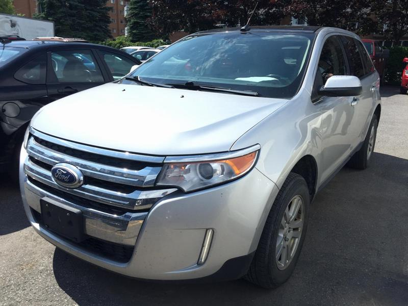 Ford Edge AWD 2011 Limited #M7610A