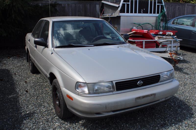 1993 Nissan Sentra 4dr Sedan GXE #11265A