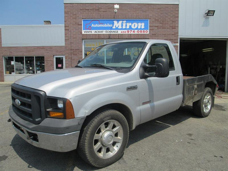 Ford Super Duty F-250 2006 Reg Cab 137 #1401216