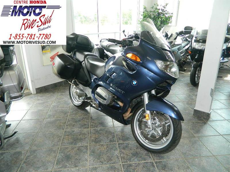 bmw r 1150 rt moto 2002 occasion vendre pintendre chez moto rive sud. Black Bedroom Furniture Sets. Home Design Ideas