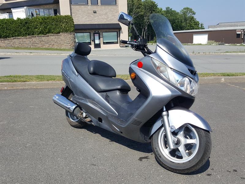 Suzuki Burgman 400 2006