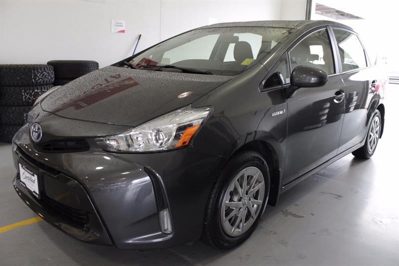 2015 Toyota Prius V 5dr HB #18625AX
