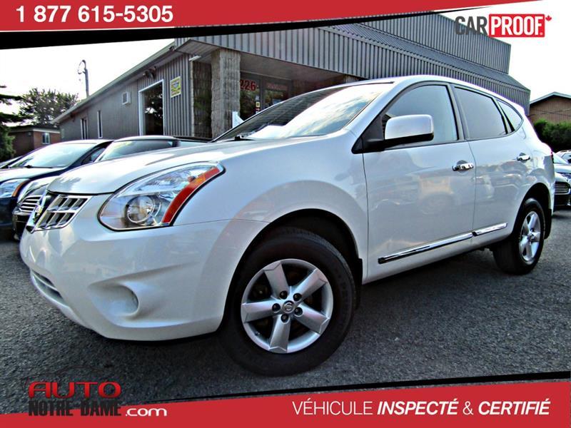 Nissan Rogue 2013 FWD 4dr SE TOIT ** NOUVEL ARRIVAGE **  #K0542