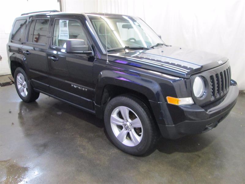 Jeep Patriot 2011 North Edition 4WD #7-0403