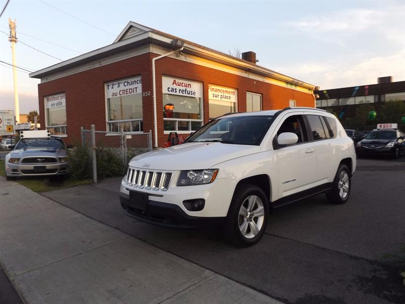 Jeep Compass 2014 4WD 4dr North #1833-07
