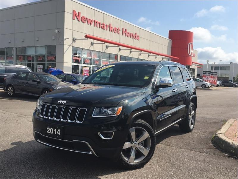 2014 Jeep Grand Cherokee Limited #17-951A