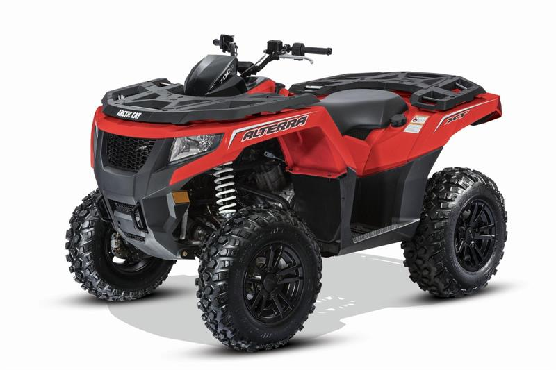 Arctic Cat Alterra 700 XT EPS 2017