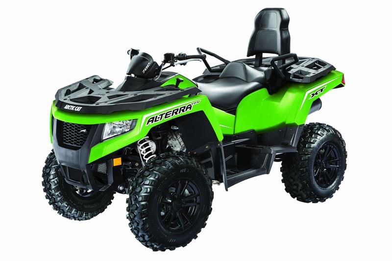 Arctic Cat Alterra TRV 700 XT EPS 2017