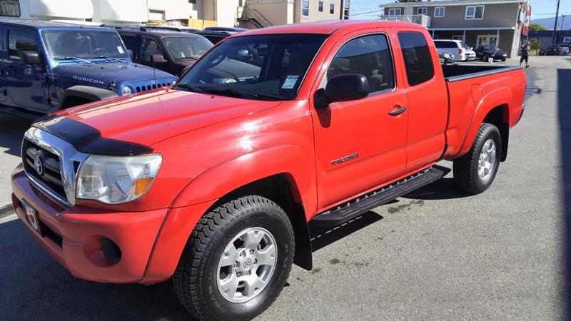 2007 Toyota Tacoma ACCESS CAB SR5 4X4 #N0039