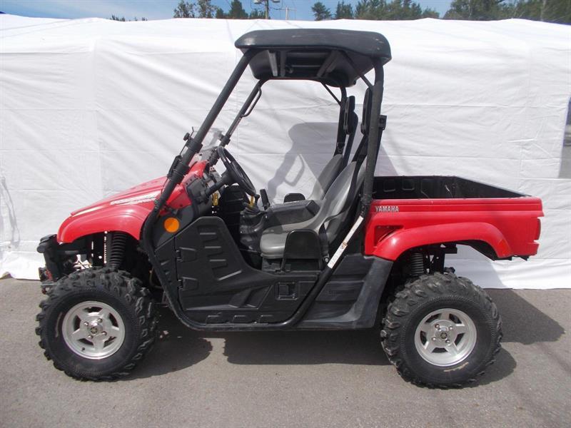 Yamaha YXR700 2009