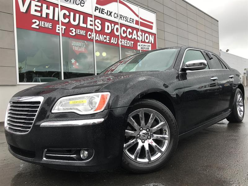 Chrysler 300 2012 V6+LIMITED+CUIR+TOIT+MAGS+WOW! #UD4132A