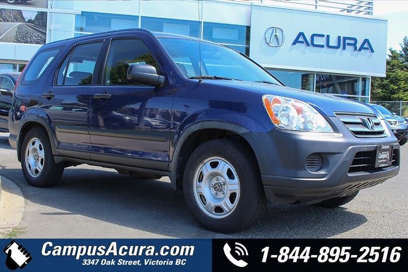 2005 Honda CR-V 4WD LX Manual #AC0681B
