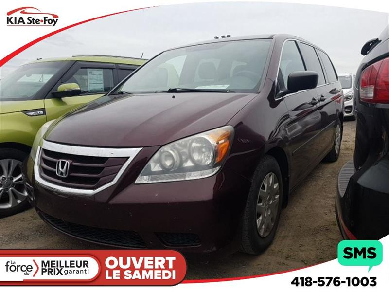 Honda Odyssey 2008 DX* 7 PASSAGERS* CRUISE CONTROL #171260A