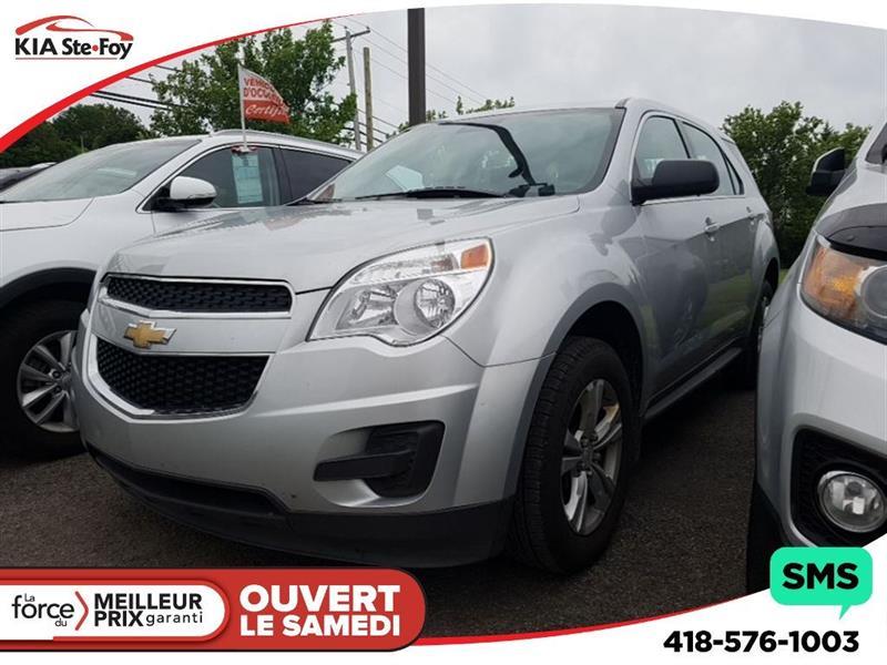Chevrolet Equinox 2015 LS* AWD* MAGS* DÉMARREUR* #171403A