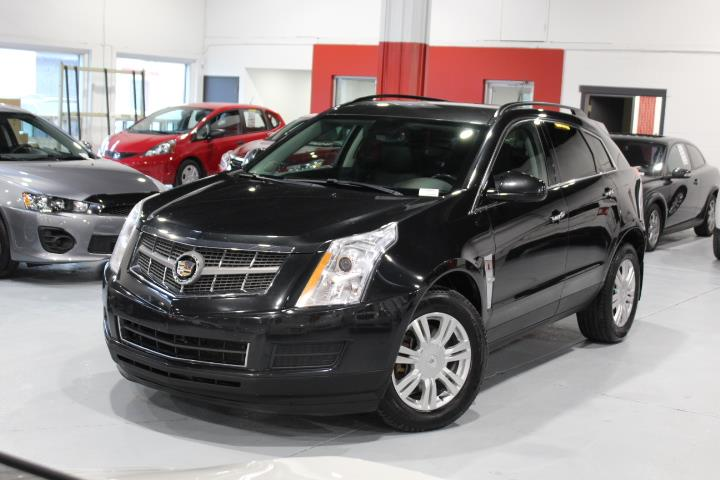 Cadillac SRX 2012 4D Utility FWD #0000000160
