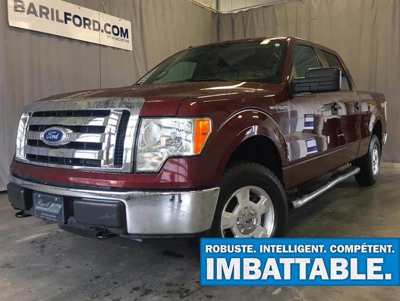 Ford F-150 2010 SuperCrew #70768a