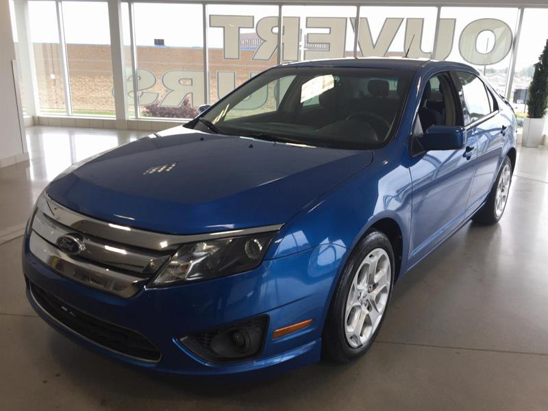 Ford Fusion 2011 SE MAGS/BLUETOOTH #F7012A