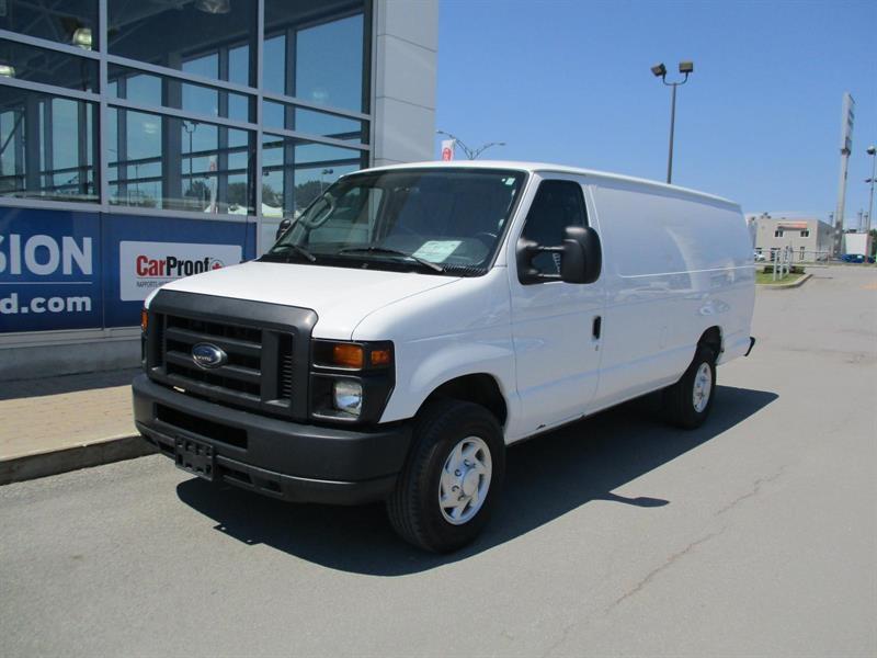 2013 Ford Econoline Cargo Van Commercial #4064