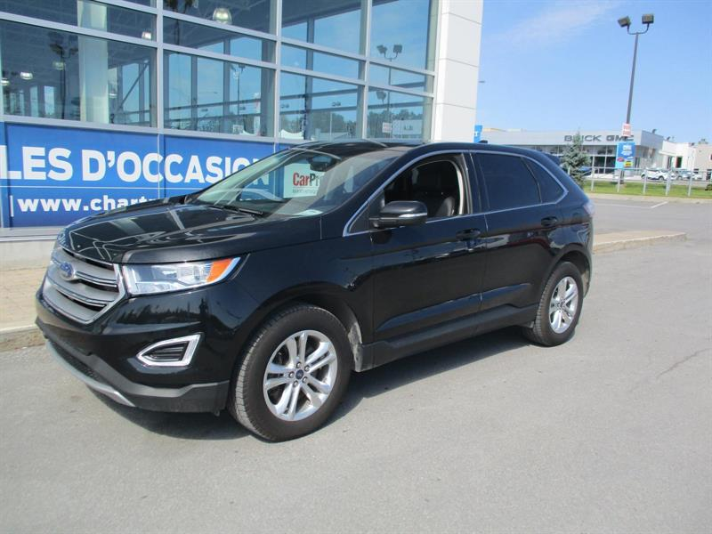 2015 Ford EDGE SEL AWD #61621