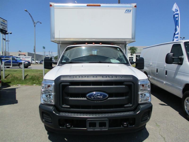 Ford F-350 Super Duty 4x2 Regular Cab DRW 2013 XL #62469