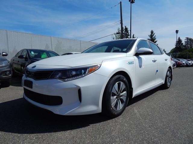 2017 Kia Optima Hybrid LX #PG11333