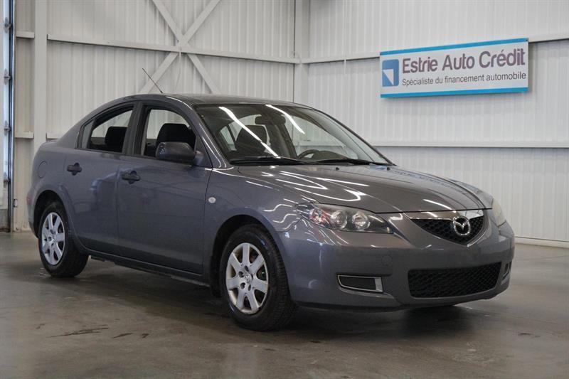 Mazda 3 2008 GX #H6073A